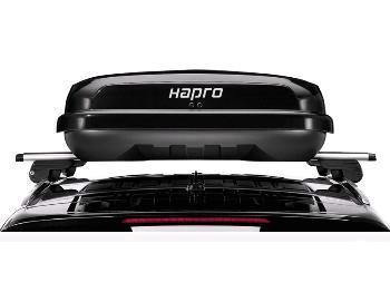 Střešní box Hapro Nordic 10.8 Brilliant Black