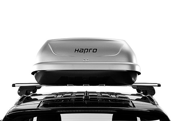 Střešní box Hapro Traxer 6.6 Titanium