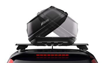 Střešní box Atera Casar XL Brilliant Black