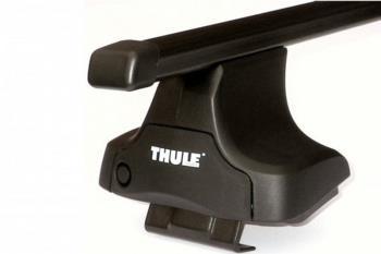 Střešní nosič THULE SquareBar 754/762/1821 pro Volvo S90