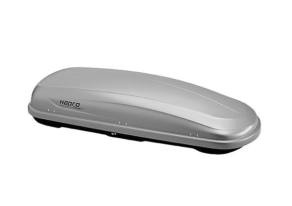 Střešní box Hapro Traxer 6.6 Silver Grey