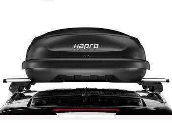 Střešní box Hapro Cruiser 10.8 Anthracite