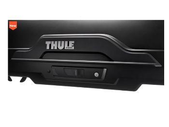 Střešní box Thule Motion XT XL Titanový Lesklý