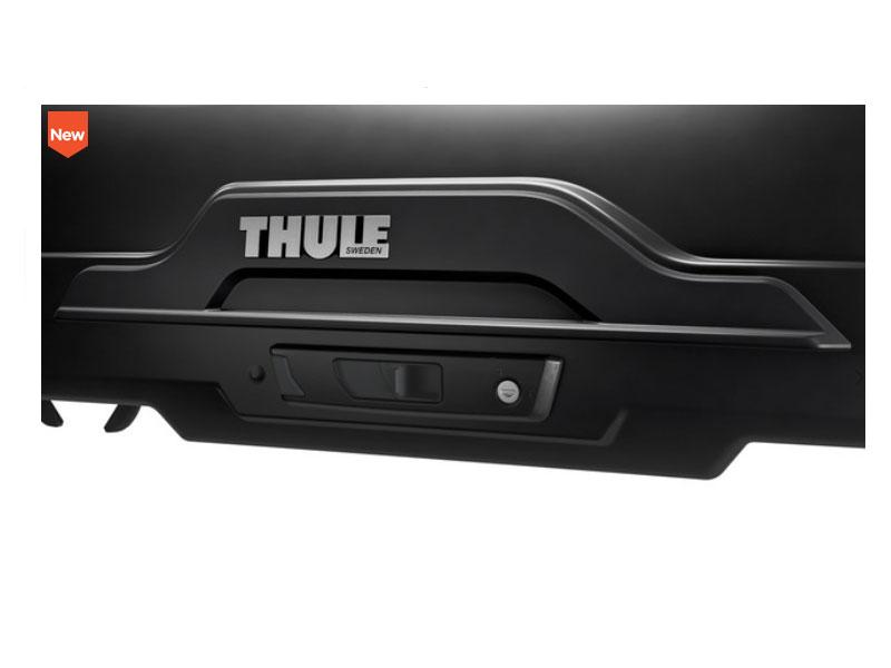 Střešní box Thule Motion XT XXL Černý Lesklý