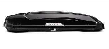 Střešní box Hapro Trivor 440 Brilliant Black