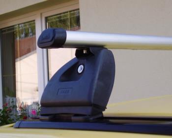 Střešní nosič HAKR KIT SYSTEM 0341/0015/0131 – ALU tyč pro MAZDA CX-9