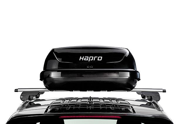 Střešní box Hapro Traxer 6.6 Brilliant Black