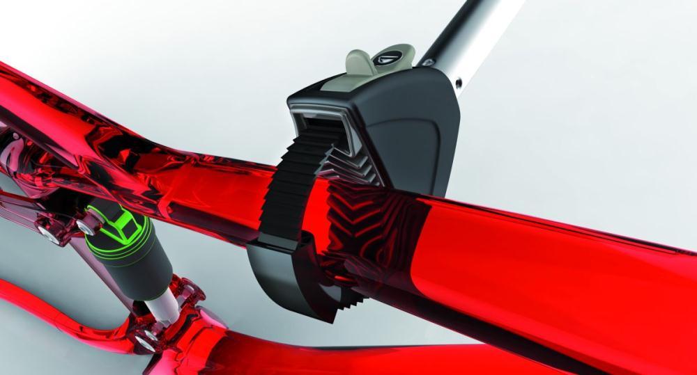 Nosič kol Atera Strada DL 3 + adaptér 022610 (3+1)